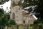 St Luke's Church, Stickney, Lincolnshire
