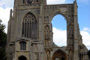 Crowland Abbey, Crowland, Lincolnshire